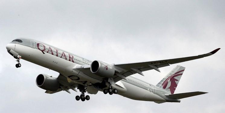 درخواست غرامت 5 میلیارد دلاری خطوط هواپیمایی قطر از کشورهای محاصره کننده