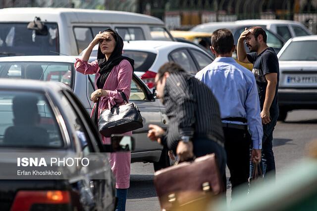 تغییر الگوی ترافیک تهران آلاینده ازن را افزایش داد