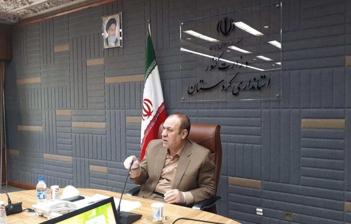 خبرنگاران معاون استاندار: هموطنان فعلا به کردستان سفر نکنند