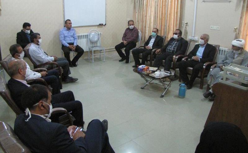 رئیس دانشگاه آزاد اسلامی مرکز گراش تغییر کرد