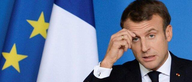 ماکرون: محدودیت ها در فرانسه پایان می یابد