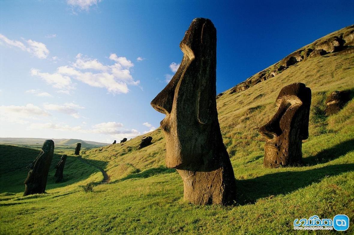 آشنایی با سازه های باستانی که توسط فرازمینی ها ساخته شدند