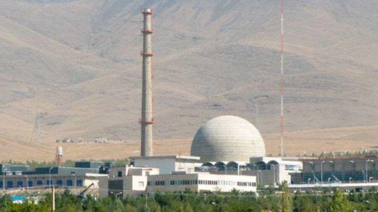 حادثه در یکی از سوله های سایت هسته ای نطنز
