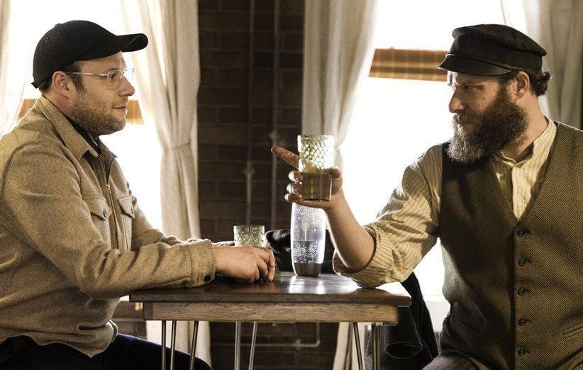 گفت وگو با ست روگن بازیگر فیلم خیارشور آمریکایی؛ اگر می خواهید کمدی عظیم بسازید رقیبتان مارول است
