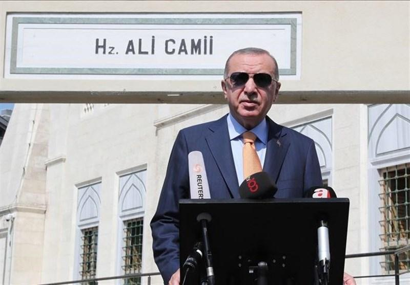 اردوغان: منابع گاز کشف شده کشور به 405 میلیارد متر مکعب رسیده است