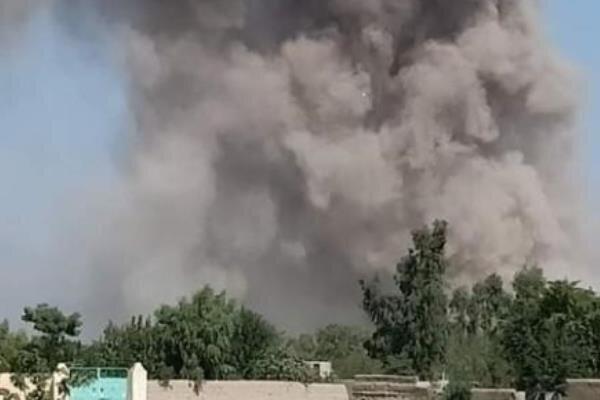 وقوع دومین انفجار امروز در کابل