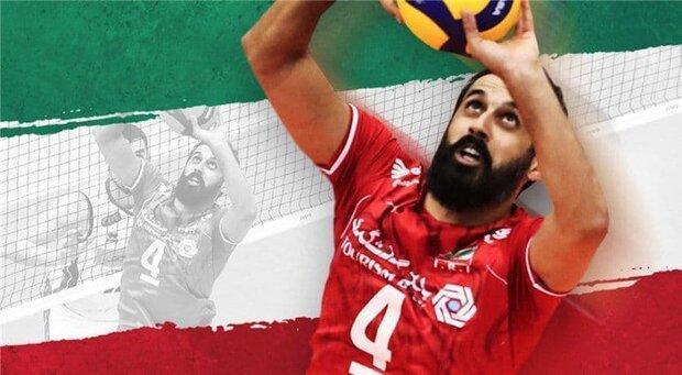 فدراسیون جهانی والیبال: معروف مغز متفکر تیم ایران است