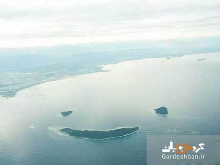 زیبایی های شگفت انگیز جزایر خوشحال در مالزی
