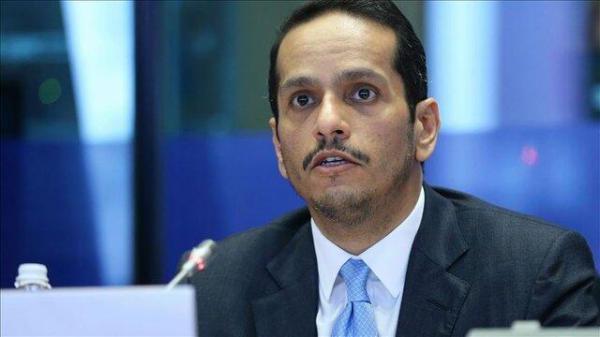 اظهارات وزیر خارجه قطر درباره حل بحران خلیج فارس