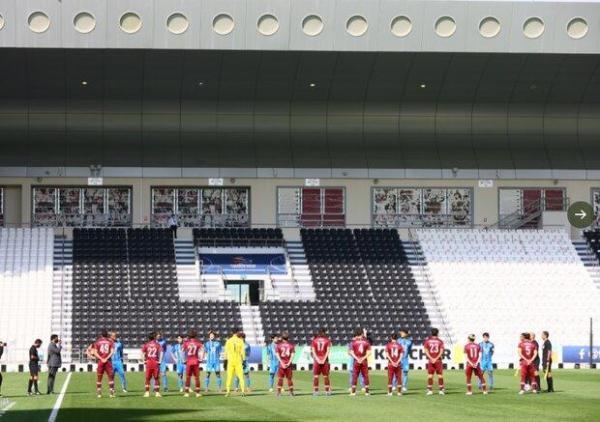 پیروزی زشت راهکار سایت کره ای برای تیم اولسان مقابل پرسپولیس