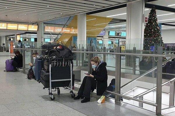 تعلیق پروازهای روسیه به انگلستان تا 23 دی تمدید شد