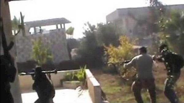 خبرنگاران کشته شدن یک شهروند سوری توسط افراد مسلح