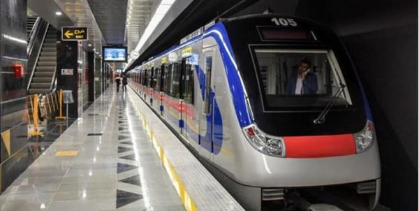 رونمایی از سامانه الکترونیکی استعلام حریم مترو