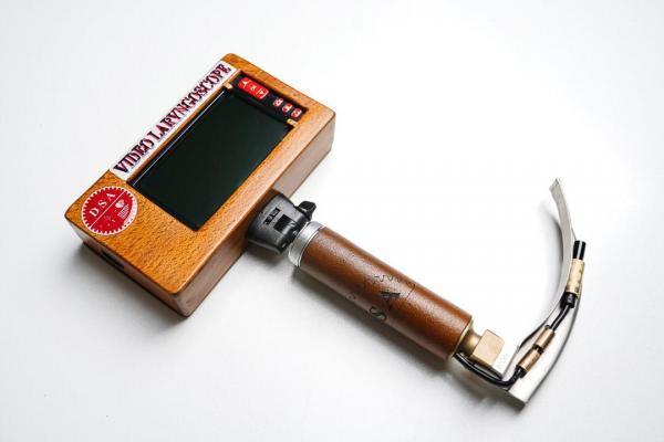دستگاه ویدئو لارنگسکوپ به همت محققان دانشگاه گلستان طراحی و ساخته شد
