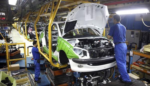 سیگنال مهم خودروسازان برای آینده قیمت خودرو ، کارنامه فراوری 10 ماهه خودروسازان
