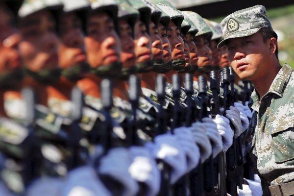 شروع خروج نظامیان هندی و چینی از خط مرزی مشترک