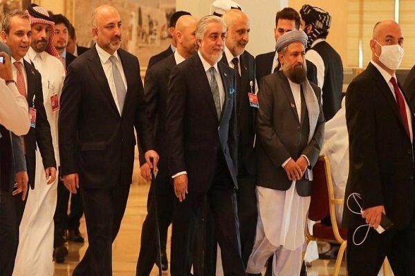 هیچ بحثی درباره تشکیل دولت موقت افغانستان انجام نشده است
