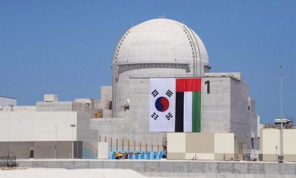 امارات از سوختگیری نیروگاه اتمی خود اطلاع داد
