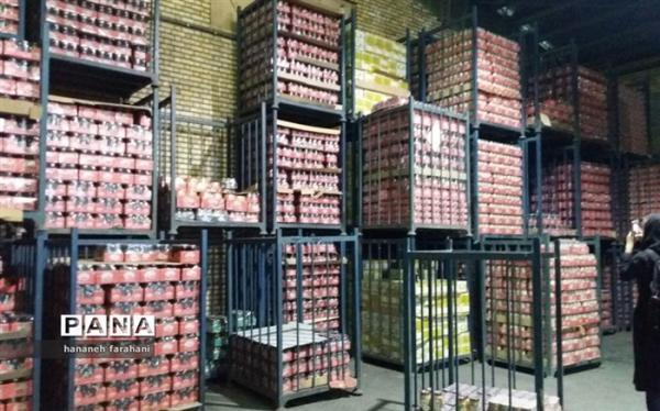 کنسرسیوم صادراتی صنایع غذایی تشکیل می گردد