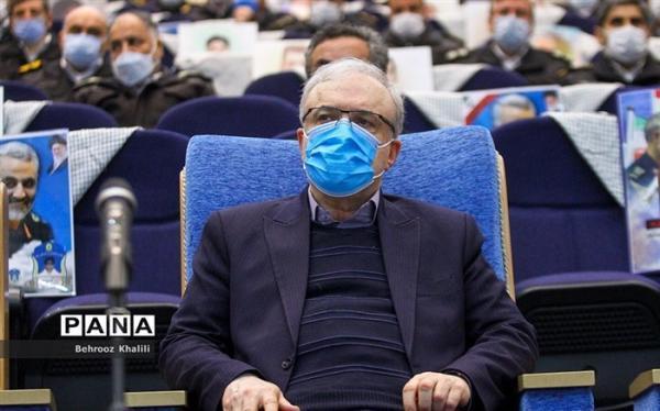 وزیر بهداشت: طی روزهای آینده روزانه 500 هزار واکسن تزریق می گردد