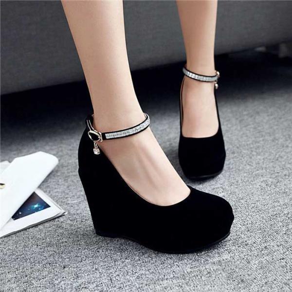 25 مدل جذاب از کفش لژدار دخترانه