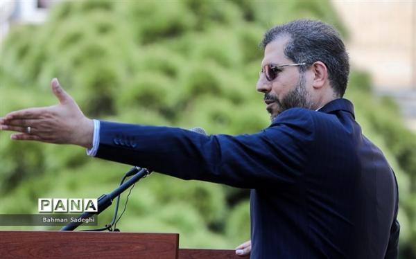 واکنش خطیب زاده به توقیف وب سایت رسانه های ایرانی
