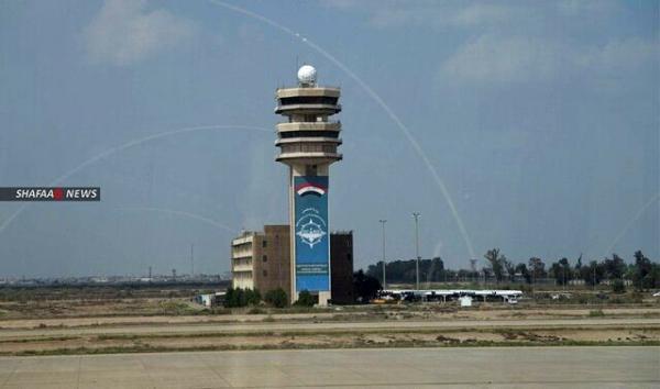 حمله موشکی به یک پایگاه آمریکایی در عراق