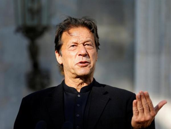 عمران خان: پاکستان در پی توافق سیاسی در افغانستان قبل از خروج نظامیان خارجی است