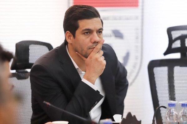 حضور معاون اجرایی باشگاه پرسپولیس در کمیته اخلاق فدراسیون فوتبال