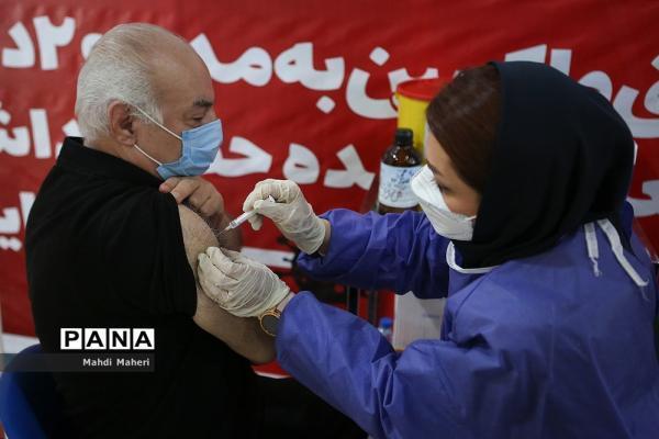 6 میلیون و 400 هزار دوز واکسن کرونا در کشور تزریق شد