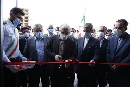 افتتاح بیمارستان جامع زنان ارومیه با حضور وزیر