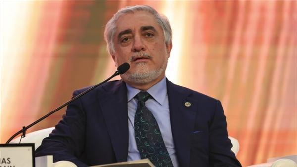 عبدالله عبدالله: استقرار نیروهای ترکیه در فرودگاه کابل را مهم می دانم