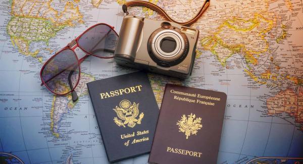 انواع رنگ بندی پاسپورت ها و تفاوت آن ها
