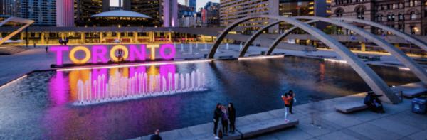 شهر تورنتو به نام بهترین مقصد گردشگری آمریکای شمالی از طریق دانشجویان انتخاب شد