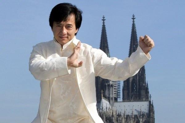 جکی چان فیلم بعدی اش را کلید زد